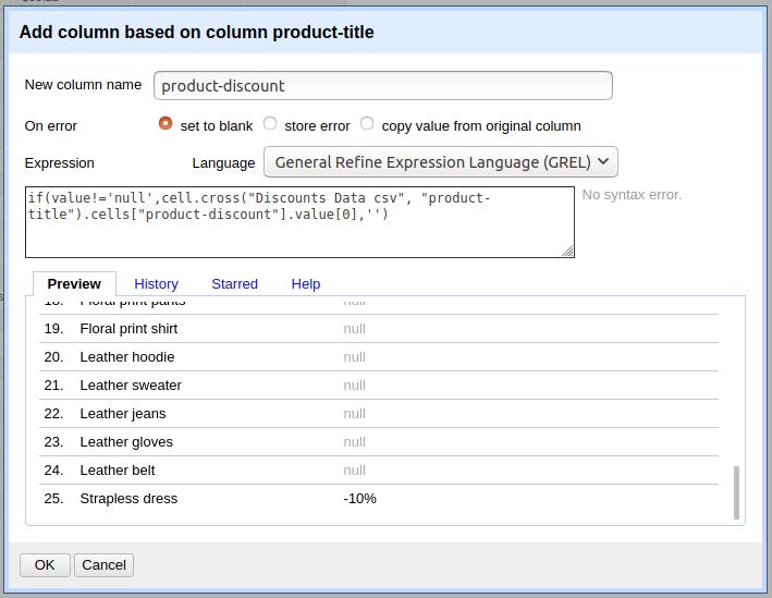 Data-Transformation-With-Open-Refine-GREL-Merge-Data-Web-Scraper-Blog