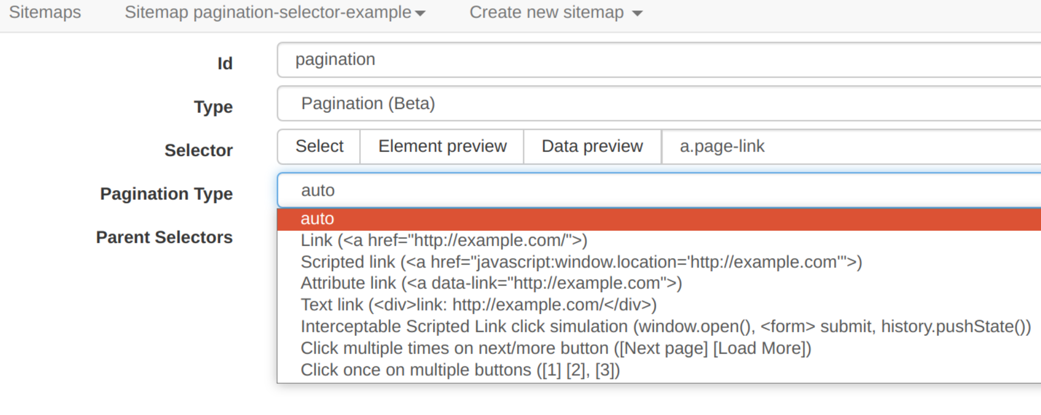 pagination-beta-drop-down-selector-menu-new-release-blog