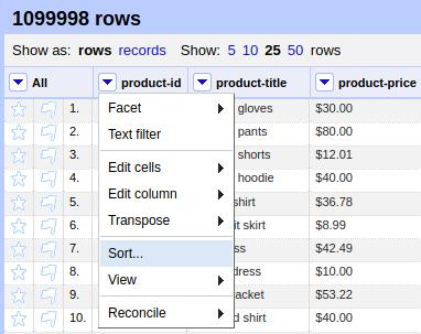 Sort-Column-Removing-Duplicates-Web-Scraper-Open-Refine-Blog