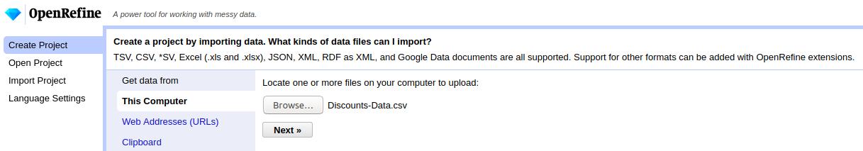 Data-Transformation-With-Open-Refine-Import-Second-Data-File-Web-Scraper-Blog