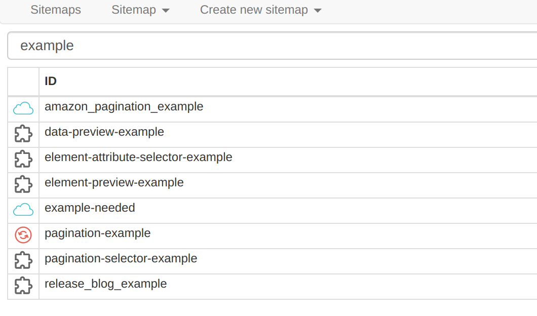 sitemap-search-bar-feature-example-new-release-blog